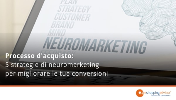 strategie di neuromarketing per ecommerce