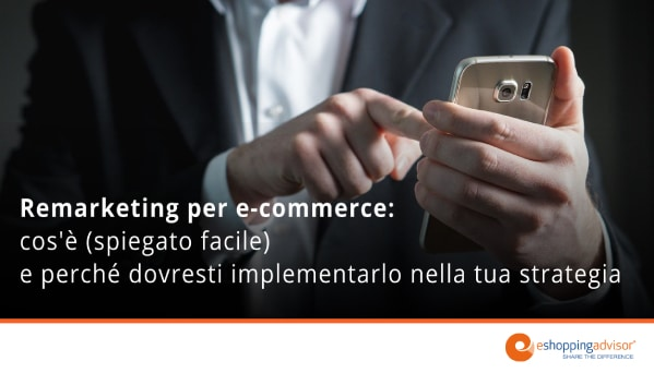 remarketing per e commerce